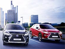 В марте на Lexus действуют выгодные предложения
