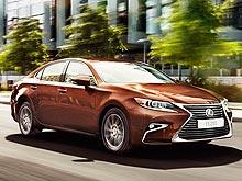 Обновленный бизнес-седан Lexus ES 250 доступен в Украине - Lexus