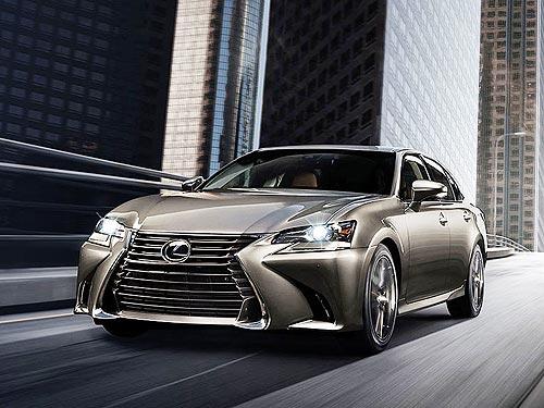 Lexus заканчивает производство седана GS - Lexus