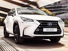 В Украине стартуют продажи лимитированной версти Lexus NX Sport - Lexus
