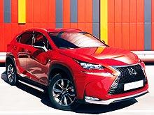 Турбо вдохновляет. Lexus NX 200t участвует в креативной рекламной кампании