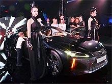 В Украине представили спорткупе Lexus LC500 - Lexus