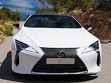 Lexus LC и Ибица вдохновили на создание уникального саундтрека