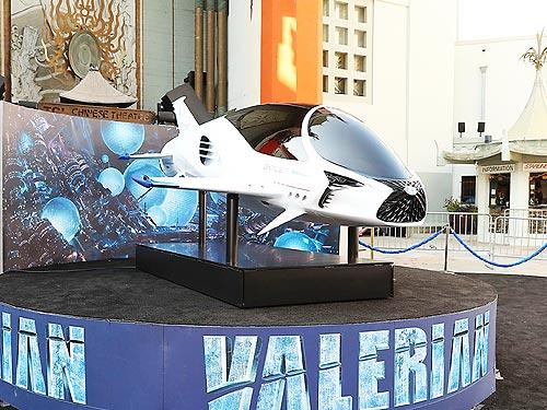 Lexus создал космический корабль будущего