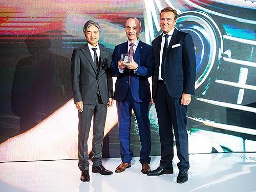 В Одессе открыли новый дилерский центр Lexus и представили Lexus ES - Lexus