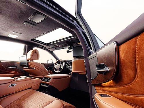 На флагманский седан Lexus LS действует невероятное предложение - Lexus