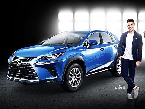 Lexus NX – городской кроссовер для тех, кто умеет вдохновлять - Lexus