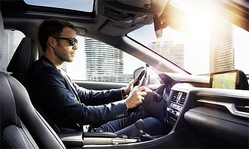 К 30-летию бренда LEXUS выпускает лимитированную версию RX 350 - Lexus