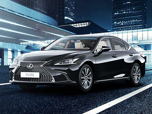 У модели Lexus ES250 появилась новая комплектация «Мията» - Lexus