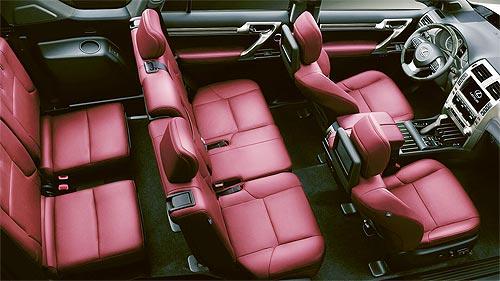 Легендарный рамный внедорожник Lexus GX ― уже в наличии в Украине - Lexus