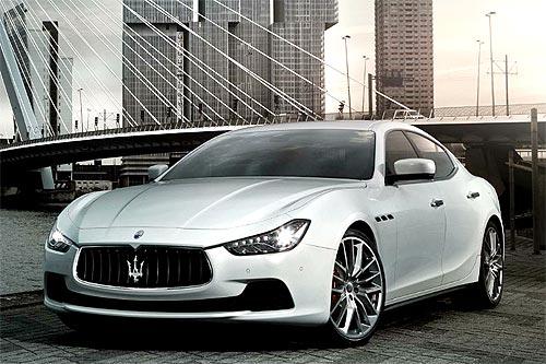 Maserati Ghibli. Новый порыв ветра