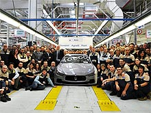 Как Maserati будет праздновать 100-летие бренда - Maserati