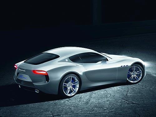 Maserati готовит электрический суперкар - maserati