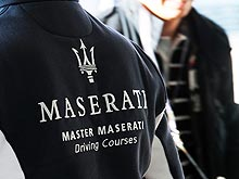 Maserati в 2015 году проводит водительские курсы для поклонников бренда - Maserati