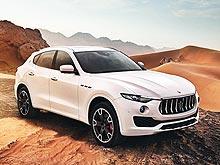 Скидки на Maserati Levante достигают 12% или 363 750 грн.