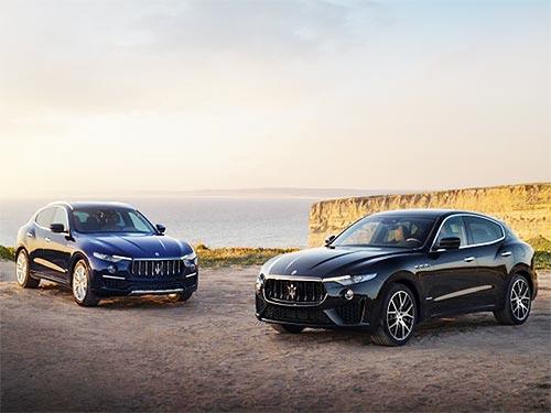 В Украине уже доступны обновленные модели Maserati 2019 года