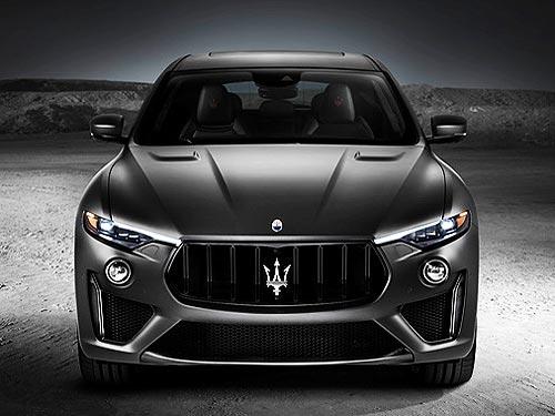Maserati представила Levante с двигателем Ferrari - Maserati