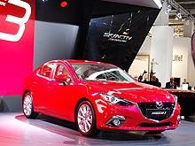 Новинки Франкфурта: Mazda3 совершила дизайнерскую революцию - Mazda