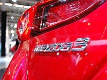 Новинки Франкфурта: Mazda3 совершила дизайнерскую революцию