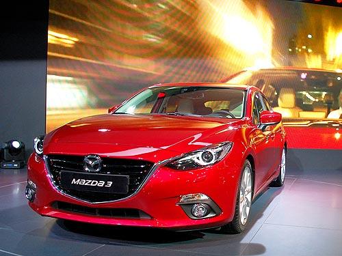 Mazda3 стала автомобилем года в Украине - Mazda
