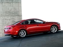Новая Mazda6: для тех, кто ценит инновации - Mazda