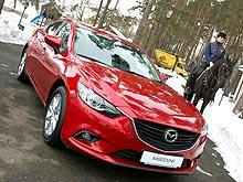 Чем удивило новое поколение Mazda6? - Mazda