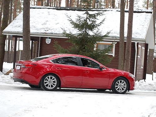 Чем удивило новое поколение Mazda6?