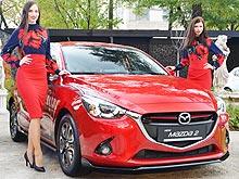 Новая Mazda2 будет менять стереотипы в B-классе - Mazda