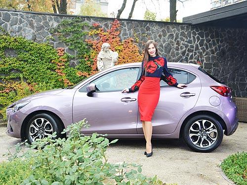 Новая Mazda2 будет менять стереотипы в B-классе