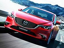 Обновленная Mazda 6 появится в Украине уже в марте - Mazda