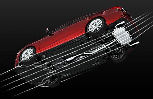 Обновленная Mazda 6 появится в Украине уже в марте