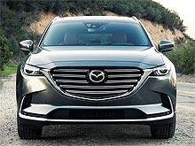 Mazda представила новое поколение Mazda CX-9. Фото - Mazda