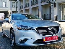 Обновленные Mazda6 и Mazda CX-5 проходят проверку украинскими дорогами - Mazda