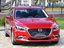 В августе на Mazda3 действуют специальные цены
