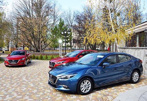 Mazda запускает специальную программу кредитования от 0% годовых в гривне - Mazda