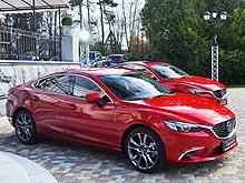 В сентябре покупатели Mazda3 и Mazda6 экономят до 50 000 грн.