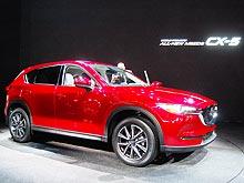 Какие новации получила Mazda CX-5 - Mazda