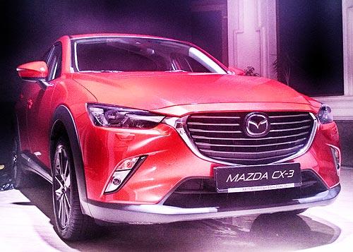 В Украине сразу на два кроссовера стало больше: официально дебютировали Mazda CX-3 и Mazda CX-9 - Mazda