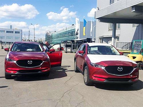 Какие автомобильные новинки появятся в Украине летом - новинк