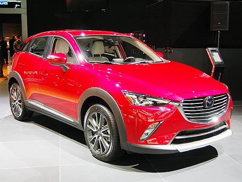 В Украине появится 7-местный кроссовер Mazda CX-9 нового поколения. Подробности о новинке - Mazda