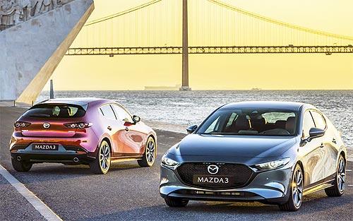 Тест: Какая Mazda3 вам больше подходит: седан или хэтчбек?