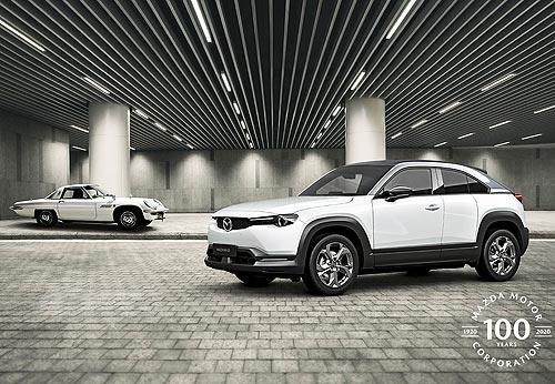 Mazda празднует 100-летие