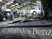 На обслуживание Mercedes-Benz в Украине действуют выгодные «Сервисные пакеты»