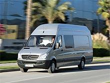 На украинский рынок начинаются поставки Mercedes-Benz Sprinter с новыми технологиями - Mercedes-Benz