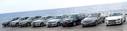 Каким должен быть идеальный Mercedes-Benz