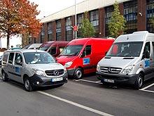 Россия ввела антидемпинговые пошлины на импортные легкие фургоны из Германии, Италии и Турции - спецпошлин