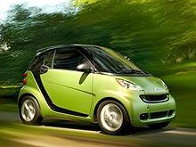 Сити-кары Smart уже доступны в кредит - Smart