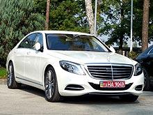 Наш репортаж. Mercedes-Benz S-класса - почувствуйте себя олигархом
