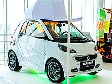 В Украине официально продано рекордное количество автомобилей smart - smart