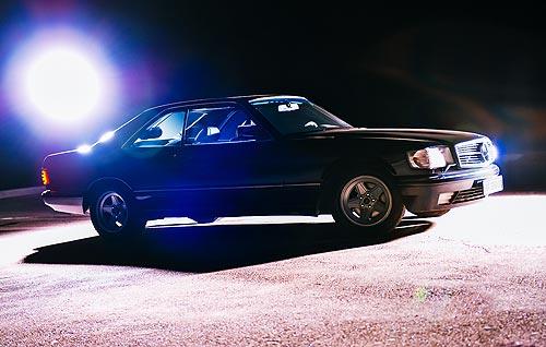 Автомобиль из Украины стал «звездой» на немецком конкурсе Mercedes-Benz